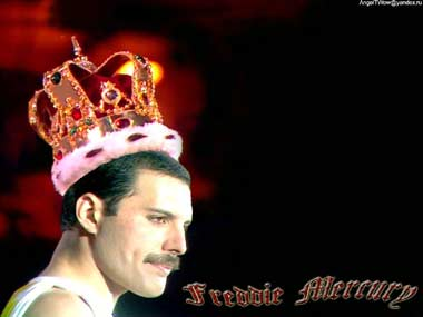 Freddy Mercury. Афиша.